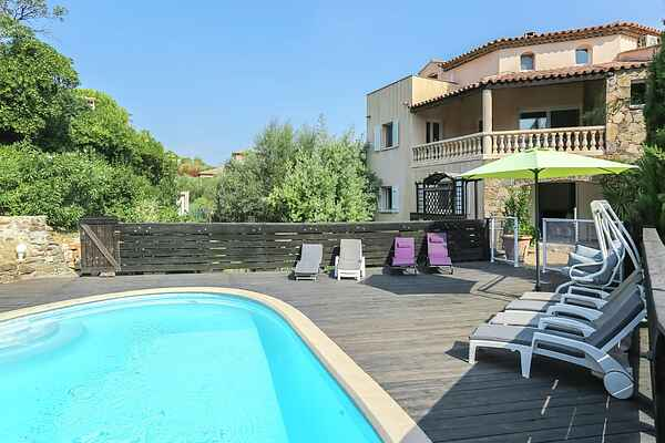 Holiday home in Sainte-Maxime