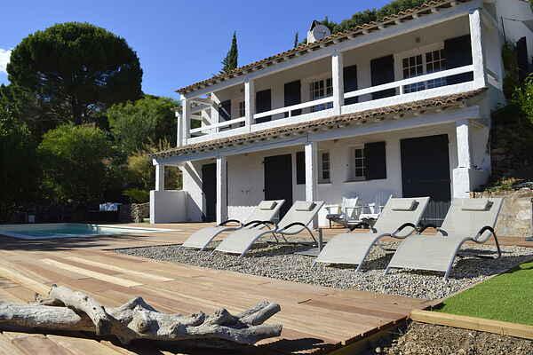 Villa i Sainte-Maxime