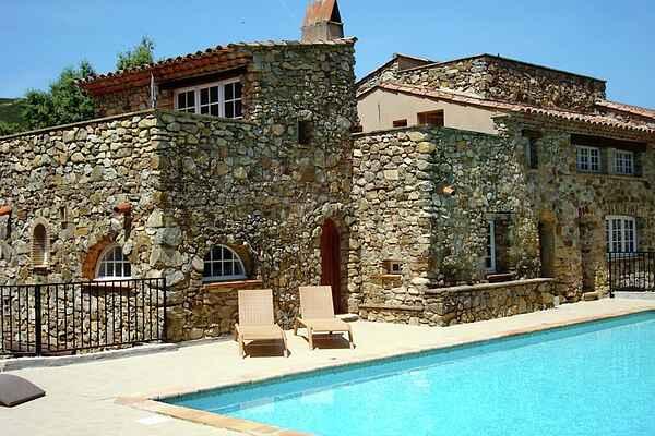 Casa de vacaciones en Sainte-Maxime