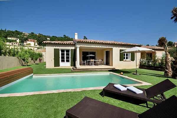 Villa in Cavalaire-sur-Mer