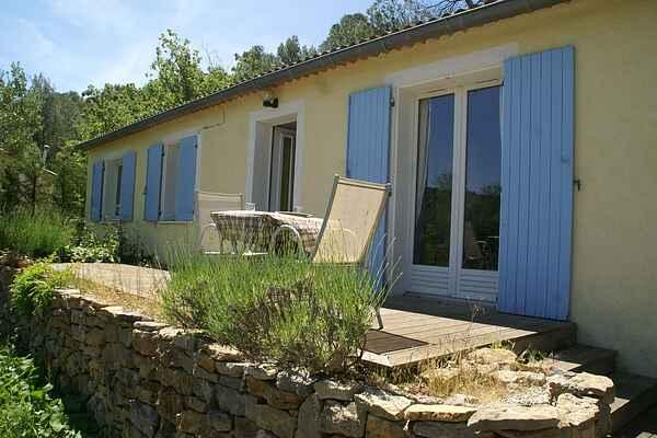 Casa de vacaciones en Saint-Antonin-du-Var