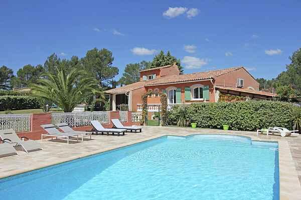Villa i Fréjus