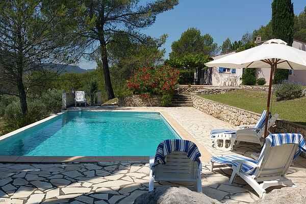 Villa in Villecroze