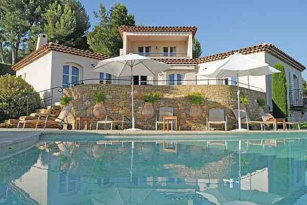 Villa in La Cadière-d'Azur