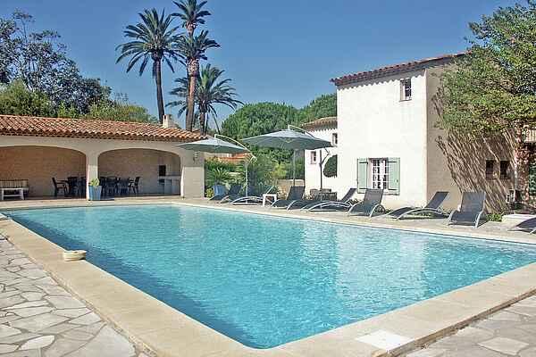 Villa i Saint-Tropez