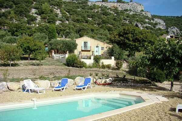 Sommerhus i Saint-Saturnin-lès-Apt