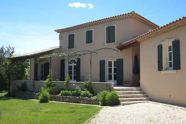 Villa i Lagnes