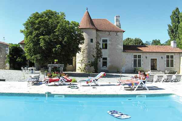Maison de vacances au Mirebeau