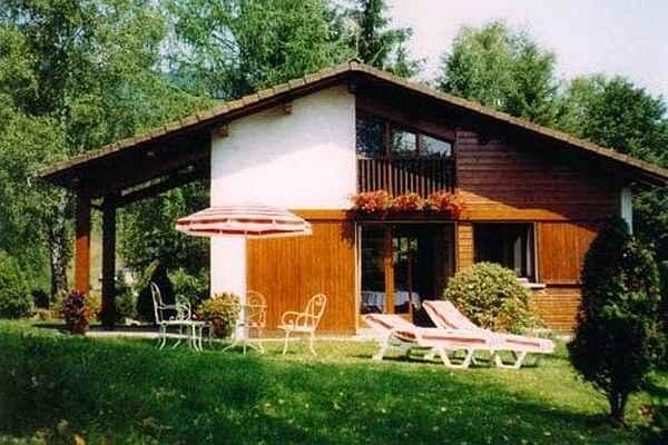 Hytte i Le Thillot