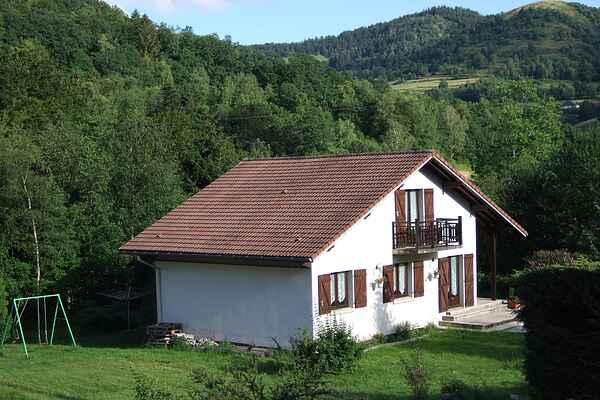 Villa i Le Thillot