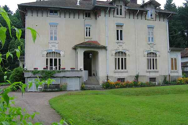 Manor house in Remiremont