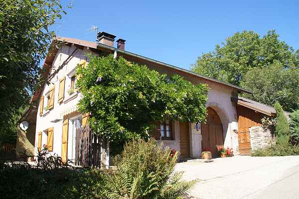 Holiday home in Bains-les-Bains