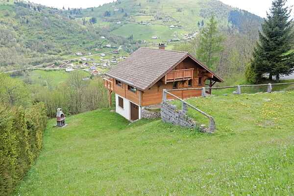 Holiday home in La Bresse