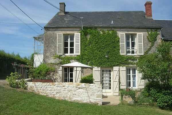 Sommerhus i Vézelay