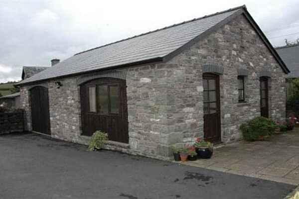 Hytte i Powys