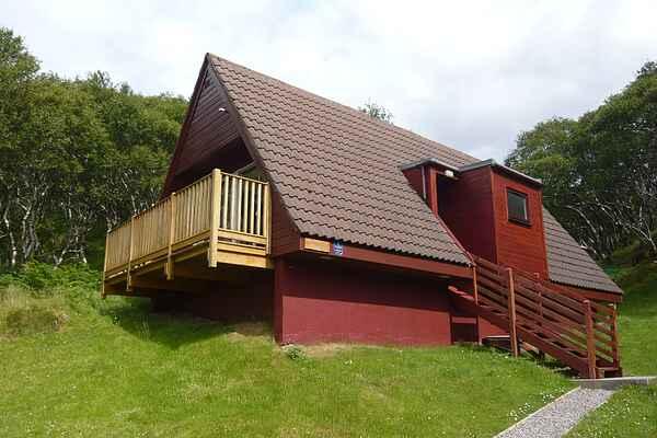 Sommerhus i Highland