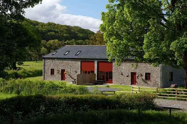 Sommerhus i Cynghordy