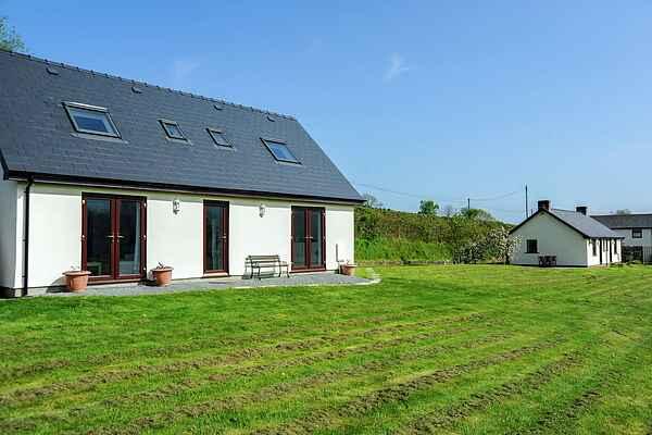 Sommerhus i Powys