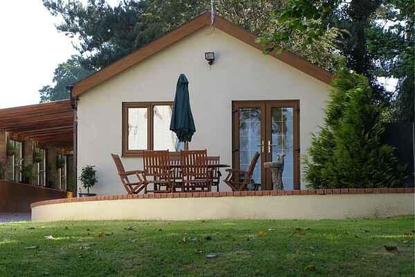 Holiday home in Llanhamlach