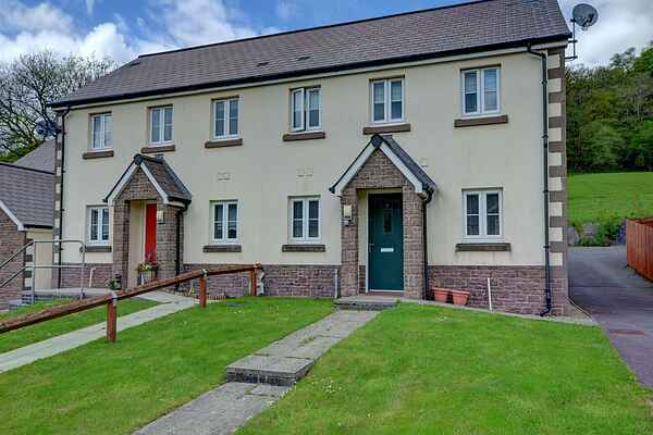 Holiday home in Abercraf