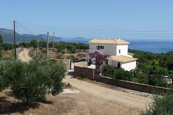 Villa in Messenia