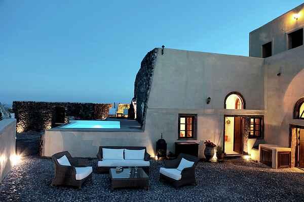 Villa i Megalochori