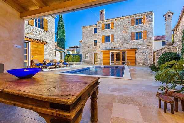 Villa i Ližnjan