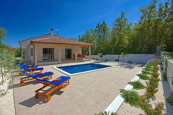 Villa in Barban