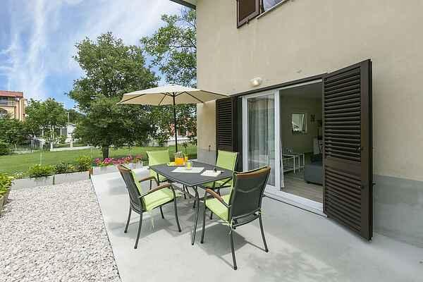 Apartment in Labin
