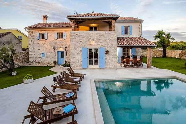 Villa i Kanfanar