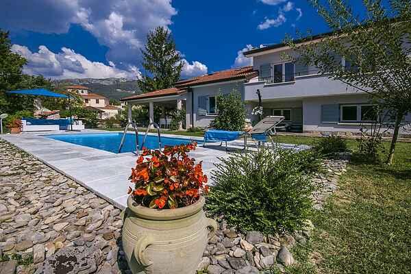 Villa i Buzet