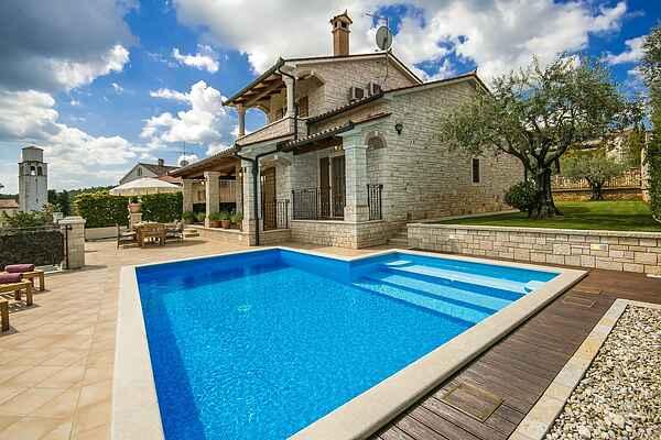 Villa i Vižinada