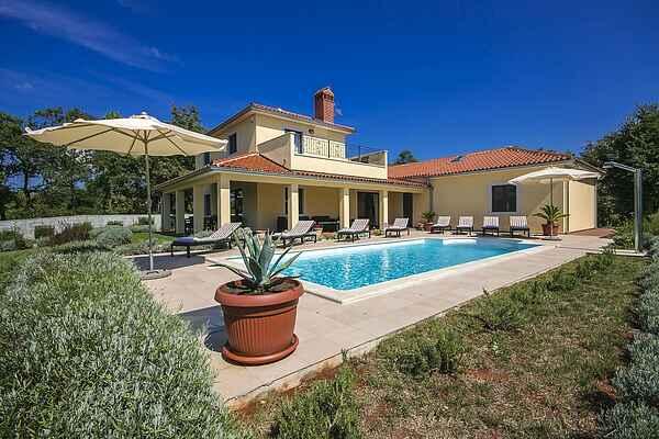 Villa in Vižinada