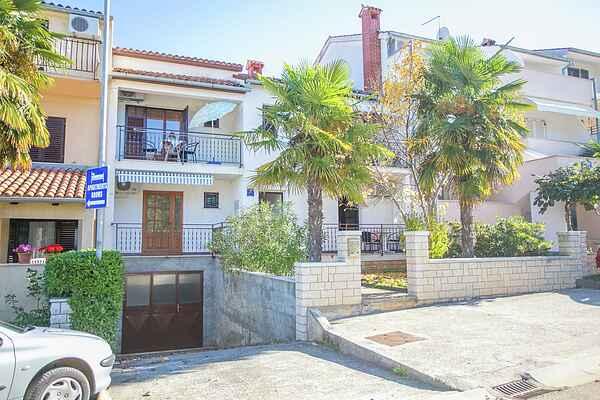 Apartment in Funtana