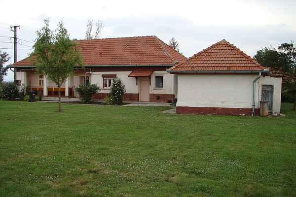 Casa de vacaciones en Szentistván