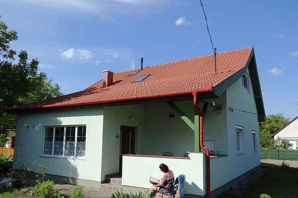 Casa de vacaciones en Hortobágy
