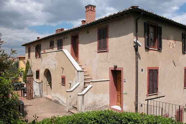 Herregård i Siena