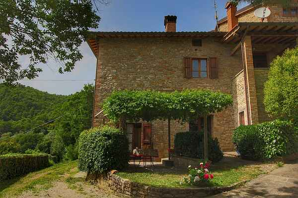Farm house in Monte Santa Maria Tiberina