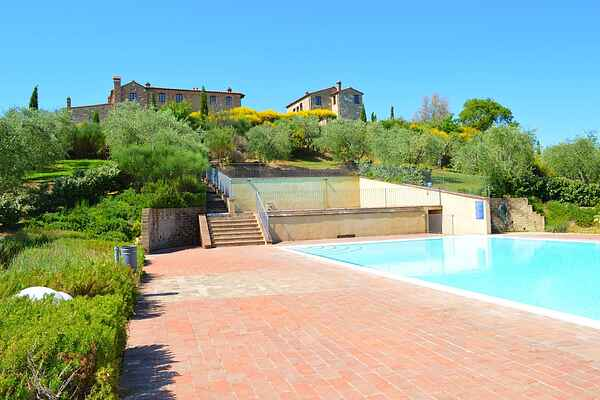 Holiday home in Asciano