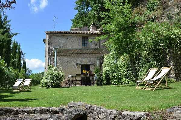 Villa i Castiglione in Teverina