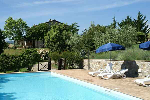 Holiday home in Fabro