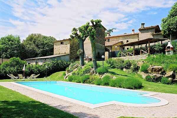 Sommerhus i Trevine