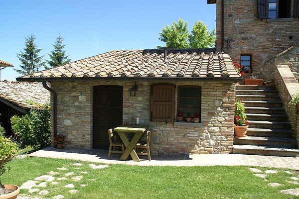 Sommerhus i Montone