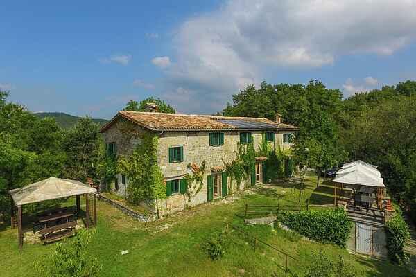Sommerhus i Gubbio
