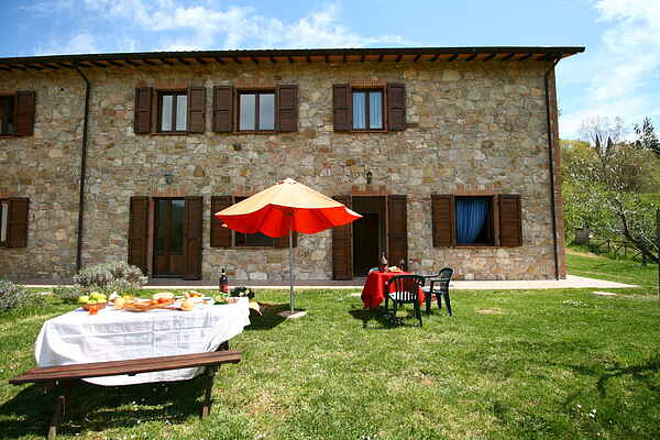 Gårdhus i Passignano sul Trasimeno