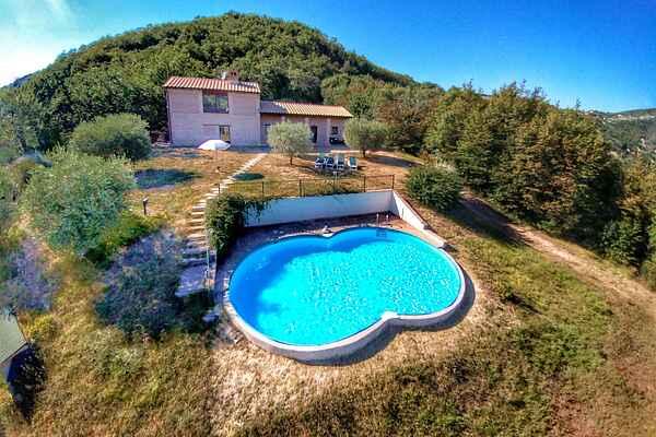 Sommerhus i Assisi
