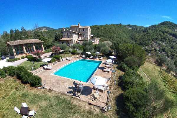 Holiday home in Assisi