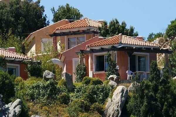 Sommerhus i Loiri Porto San Paolo
