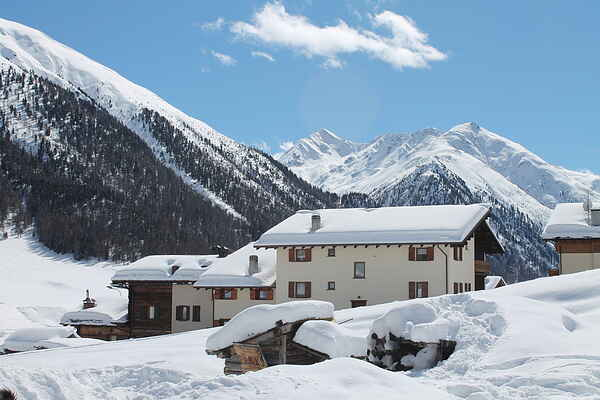 Holiday home in Livigno
