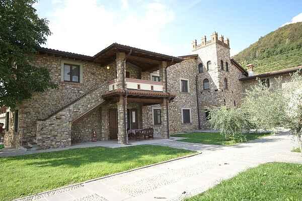 Leilighet i Monticelli Brusati